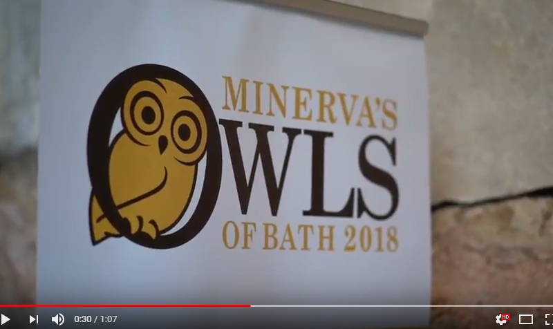 Video of Media Launch at The Roman Baths