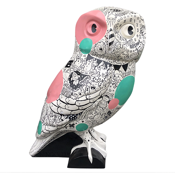 Having A Hoot At Work (£3,300)