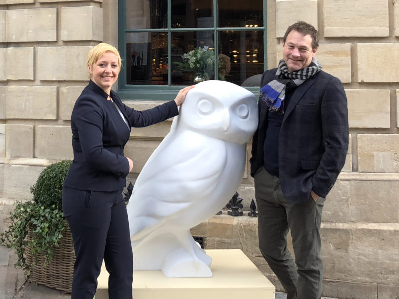 Owl to Nest at The Ivy Bath Brasserie