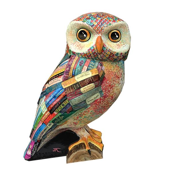 J K Owling (£5,500)