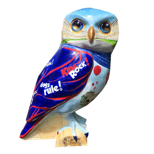 Metro Owl
