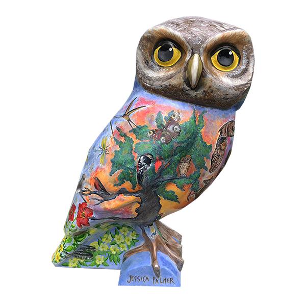 Cumberwell Owl
