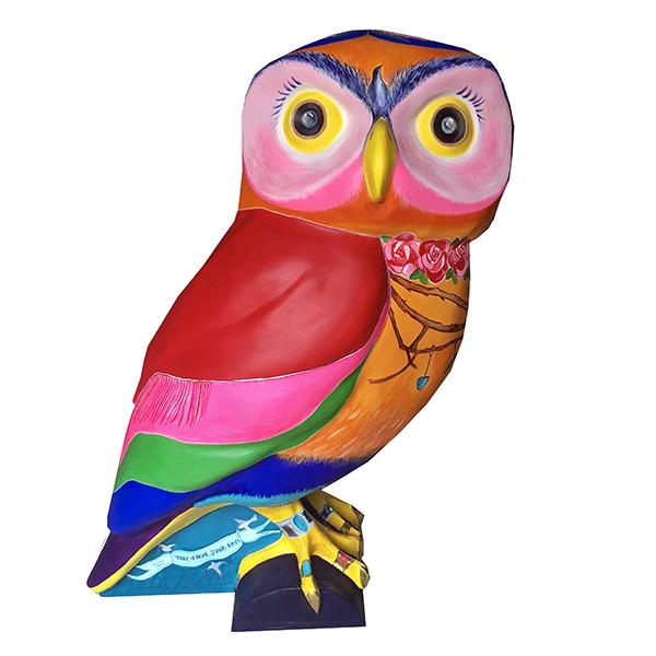 Frida Owlo (£3,200)