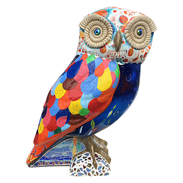 Emma the Community Rail Owl (£1,200)