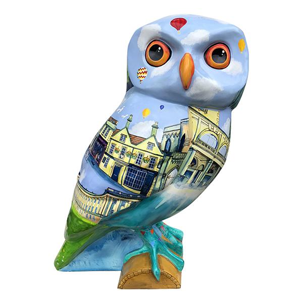 Street Wise Owl