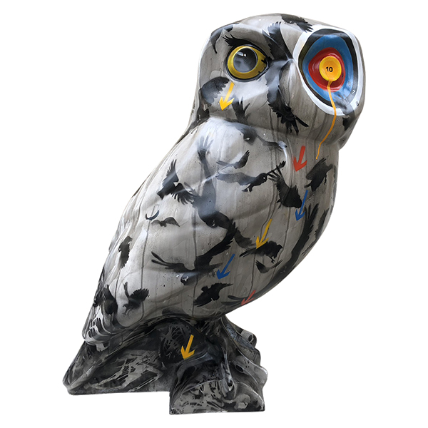 H'Owl – before it's too late.. (£1,300)