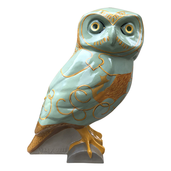 James the Jolly Owl (£3,000)