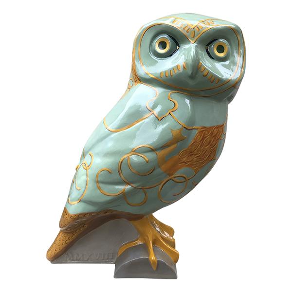 James the Jolly Owl