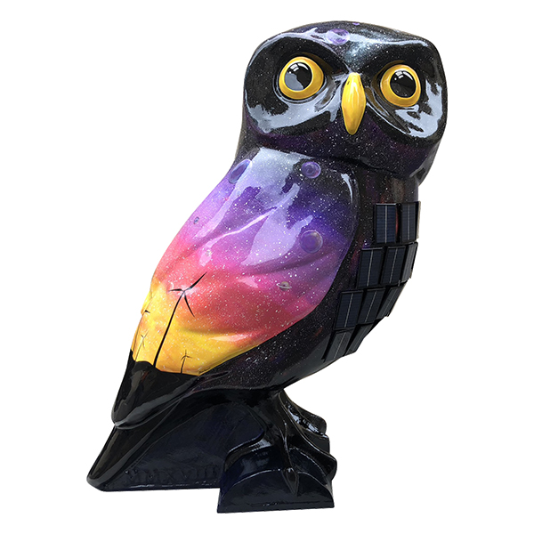 The Wise Renewab-owl (£1,700)