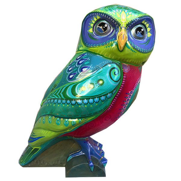 The Mindful Owl (£2,200)