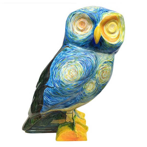 Vincent van Owl