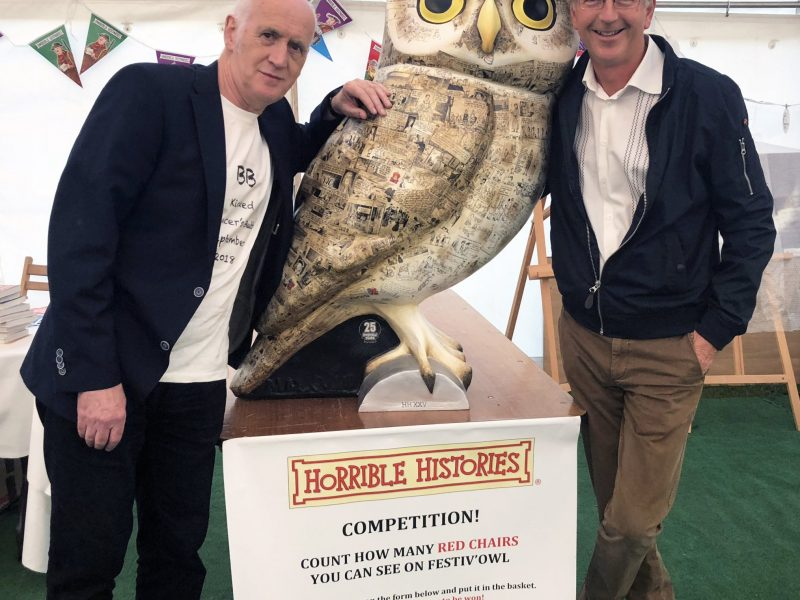 Horrible Histories prize draw